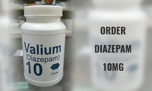 valium 10mg pill bottle