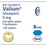 valium 5mg label
