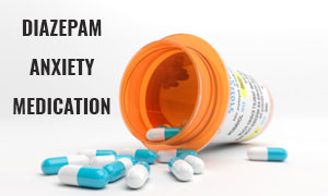 diazepam anxiety medication